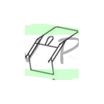 Armature de sac tondeuse GREATLAND GL46SP