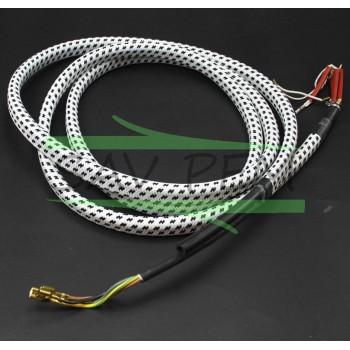 Cable fer a la chaudiere Centrale LAURASTAR 755 MAGIC S4