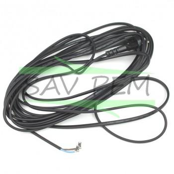 Cable Plat 432200607390 pour enrouleur Aspirateur PHILIPS