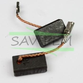 Charbons pour meuleuse HILTI D-125-S - DAG 125-S