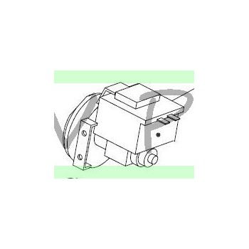 Pompe de vidange lave vaisselle AIRLUX - GLEM