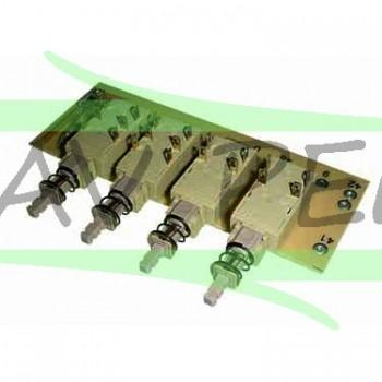 Clavier de commande pour hotte SCHOLTES H3860 - H3890