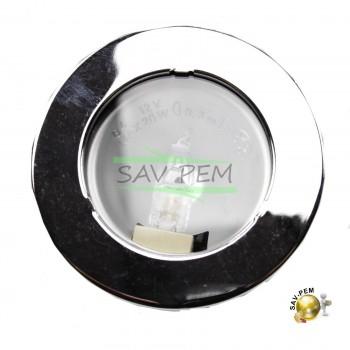 Spot halogène hotte AIRLUX HD54