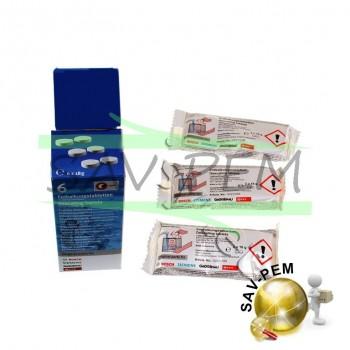 Pastilles de Detartrage 00311556 pour Expresso BOSCH