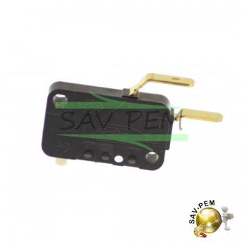 Micro-interrupteur universel 2 cosses 12A