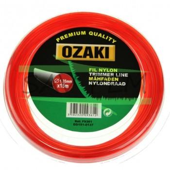Fil rond Ozaki coupe bordure 1.35mm