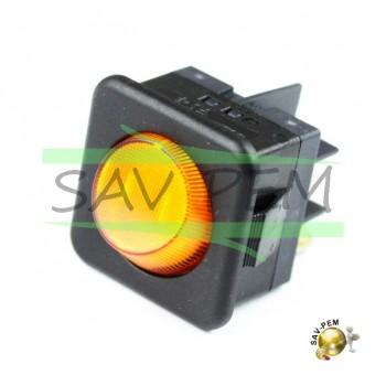 Interrupteur 4 contacts, 16 ampères