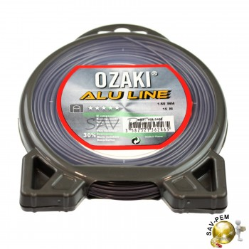 Fil Ozaki Alu Line 1,6mm x 15m
