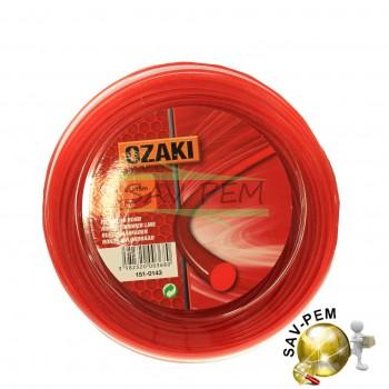 Fil nylon rond Ozaki 215m 1.6mm
