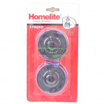 Bobines de fil pour coupe-bordure HOMELITE HLT4027