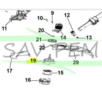 Support de bobine coupe bordure Black & Decker STB3620L