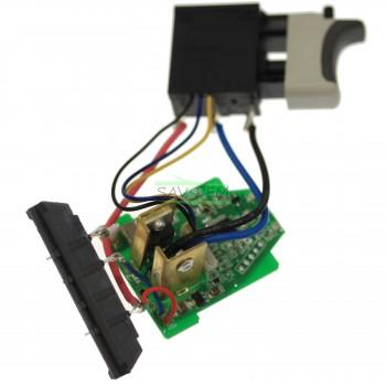 Interrupteur complet perceuse RYOBI R14DDE