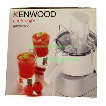 Ensemble KENWOOD presse agrumes, centrifugeuse MA351 CHEF MAJOR