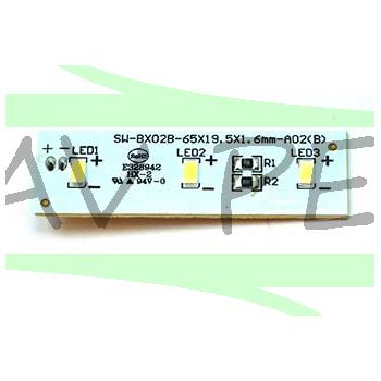 Platine LED réfrigérateur...