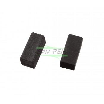 Charbons pour meuleuse Black & Decker SAG550