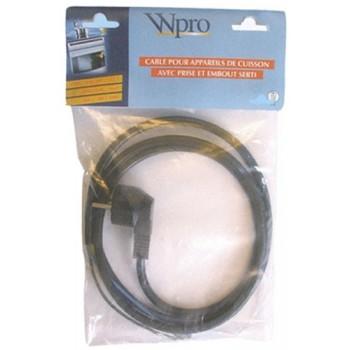 Cable alimentation pour appareil de cuisson