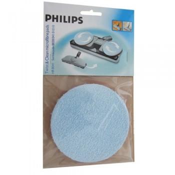 Disques (x2) a polir de brosse PHILIPS