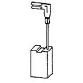 Charbons de remplacement aspirateur METABO ASR 1263