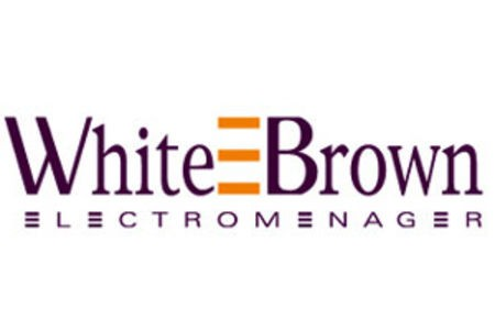 WHITE AND BROWN